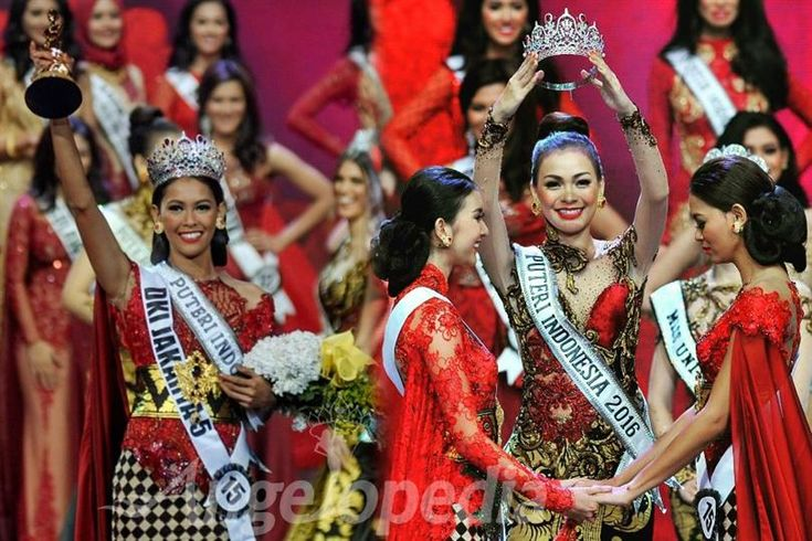 Controversy hits Puteri Indonesia 2017 Finals