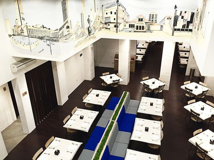 This restaurant is one of the homiest restaurant in town with the mix of minimalist interior with the clean and neat design it provies 3 different vip