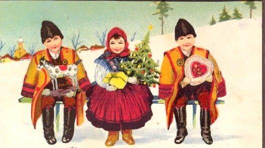 Karácsonyi képeslapok és jókívánságok, amik megdobogtatják a szívünket | Sokszínű vidék