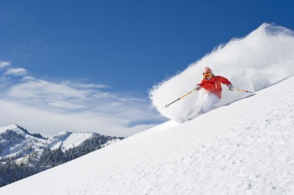 Ski Utah - Greatest Snow on Earth!!!