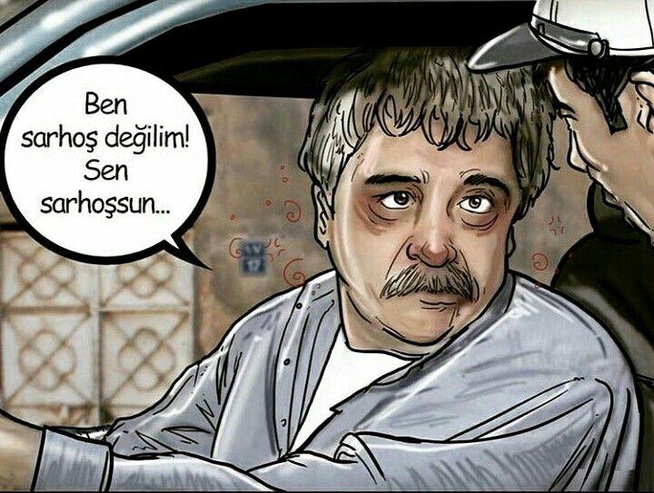 Memur yok alkol bey #leventkırca ❤
