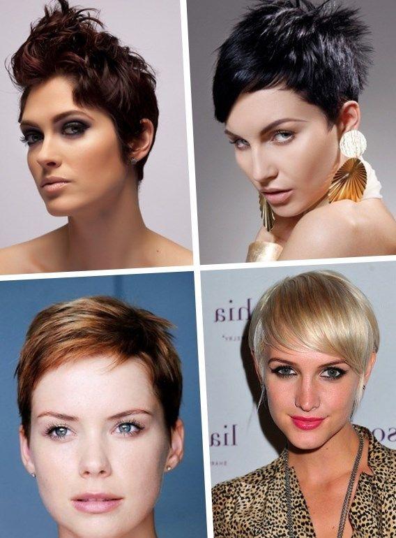 Молодежные короткие стрижки для девушек - http://popricheskam.ru/172-molodezhnye-korotkie-strizhki-dlja-devushek.html. #прически #стрижки #тренды2017 #мода #волосы