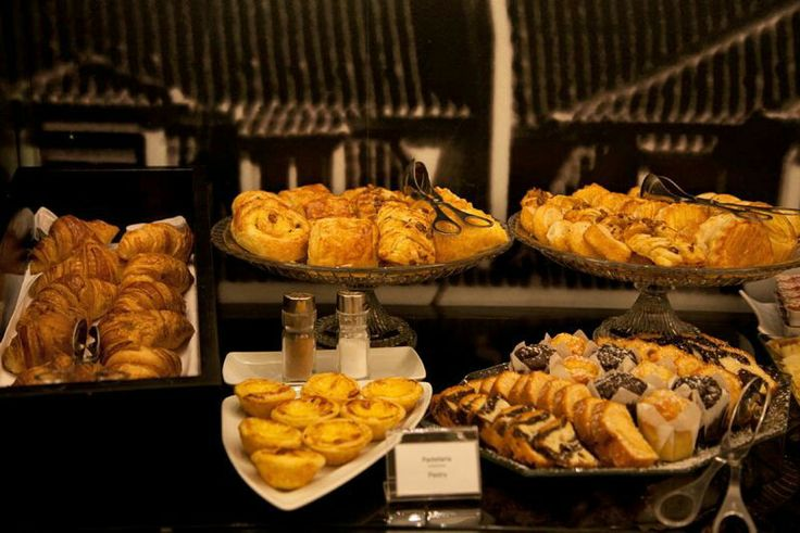 Pequenos-almoços no Hotel