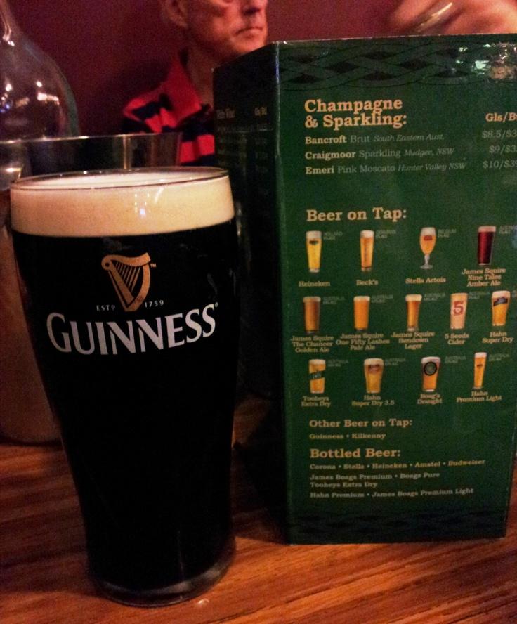 Fenians Pub, Perth, Western Australia on Australia Day 26th January, 2013