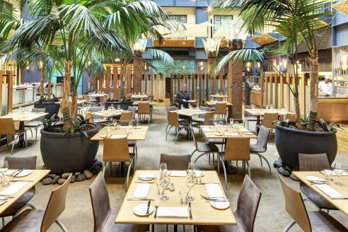 Hectors Auckland Restaurant | Heritage Auckland Hotel. Delicious, amazing vegan food!