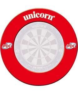 Unicorn PDC Dartboard Surround.