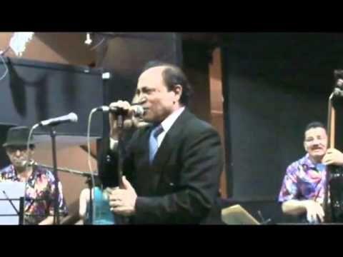 Nelson Henríquez en vivo en el Carnaval de Barranquilla 2012