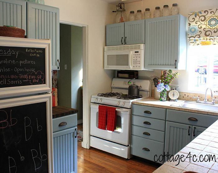 Blue Painted Kitchen Cabinets 141 best my true blue kitchen inspirations images on pinterest