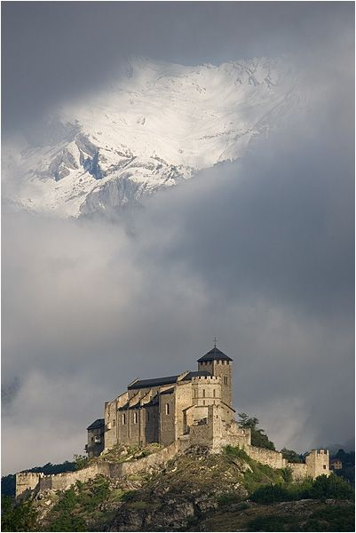 Sion, Swiss by  Roland Zumbühl....looking out the window of hospital where my g-babies were born!