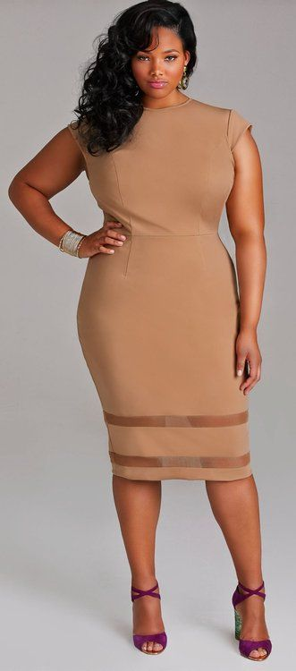 I need to just buy this dress... My closet wants it lol TOP PLUS SIZE DRESSES…