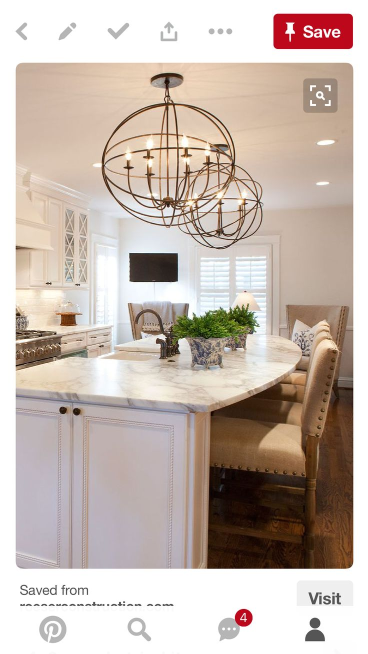 best HOME Lighting images on Pinterest Chandeliers Kitchen