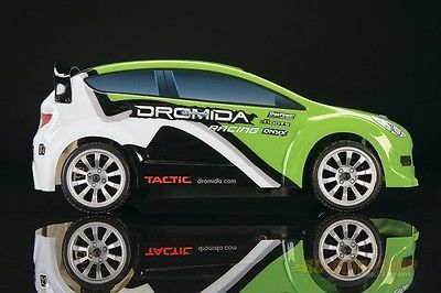 Price - $109.99. Dromida 1/18 RTR Rally Car 2.4GHz W/ Battery &Amp; Charger - Ready To Run DIDC0072 ( Brand - Dromida by Revell, Type - Rally Car, Fuel Source - Electric, State of Assembly - Ready-to-Go, Scale - 1:18, Gender - Boys & Girls, Year - 2016, MPN - DIDC0072, Fuel Type - Electric, Required Assembly - Ready to Go/RTR/RTF (All included), Color - Green, 4WD/2WD - 4WD, Country/Region of Manufacture - China, Model Grade - Hobby Grade, UPC - 707768200726    )