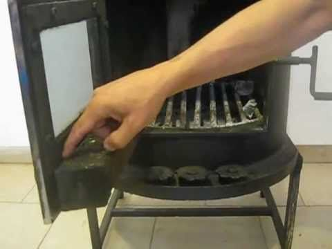 Awesome Home Made Wood Stove And Secondary Combustion One