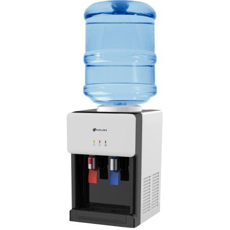Countertop Hot And Cold Electric Water Cooler Water Dispenser