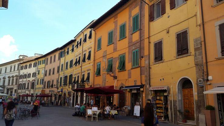 Italy Street of Pisa