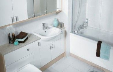 Küçük Banyolar İçin Dekorasyon Önerileri   Kadın Portal Sitesi - Kadınlar Arasında