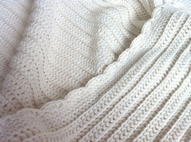 Crochet Baby Blanket Use Google translate