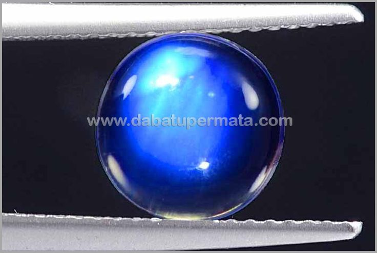 Elegant Body Glass BIDURI BULAN Air Laut Srilanka - CBMS 053