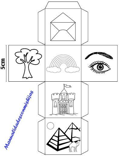 Story cubes - primer ciclo primaria – Naikari Naika – Picasa Nettalbum