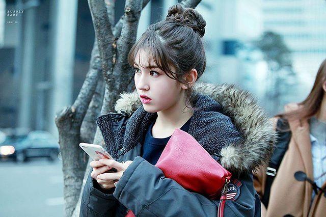 Jeon Somi #PRODUCE101