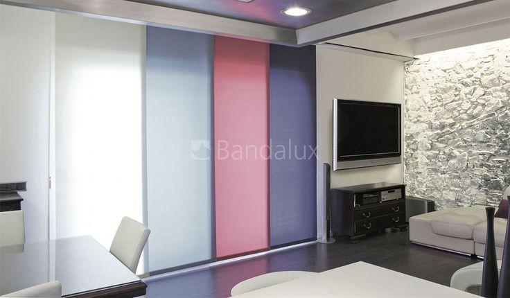 Foto di tende e tende a pacchetto Bandalux