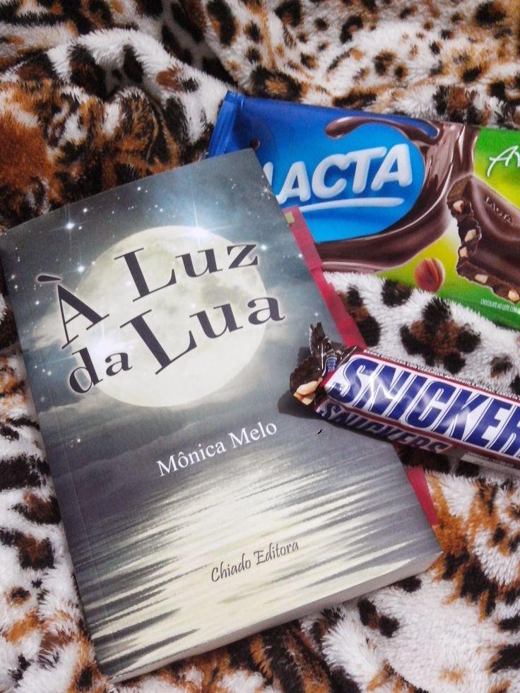 Leitura & Cia: Resenha do livro A Luz da Lua da escritora Mônica ...