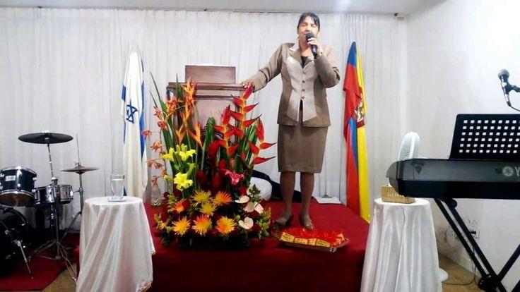 Para TI Mujer - Pastora Candelaria Hernandez