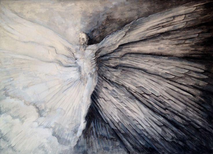 Angel of Death - Adam Rishede 2013