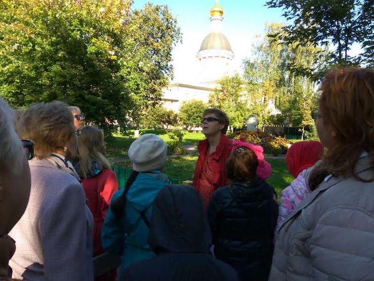 Фотоотчет об экскурсии в Рогожский староверческий