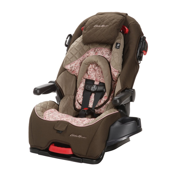 eddie bauer cc091aau michelle deluxe 3 in 1 convertible floral car seat new baby supply. Black Bedroom Furniture Sets. Home Design Ideas