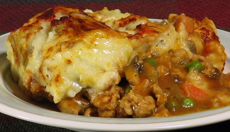 Chicken Cottage Pie | What's For Dinner