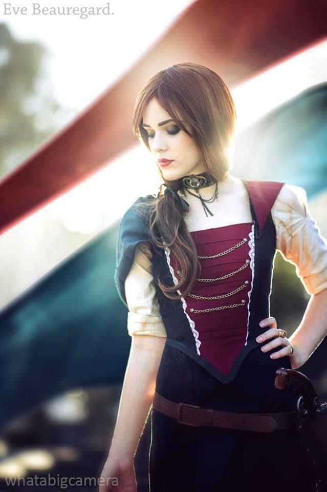 Assassin's Creed Unity  #AssassinsCreedUnity by Eve Beauregard  #Cosplay
