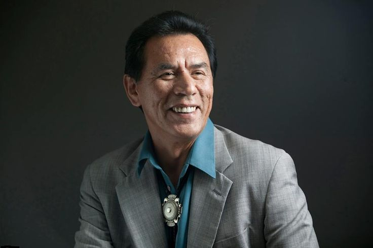 The one and only #Wes Studi