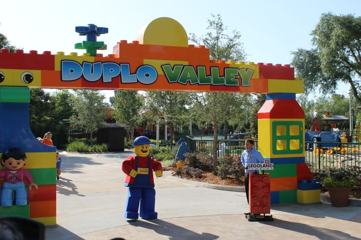 Duplo Valley LEGOLAND Florida