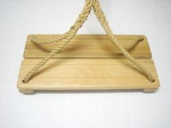 agrés pour portique : balancoire, anneaux, trapeze, corde lisse, corde à noeuds Larrieu Frères