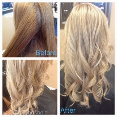 how to get copper tones out of blonde hair
