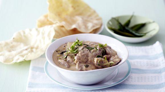 Unbelievable Thai Chicken Curry