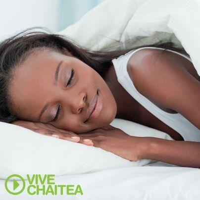 Dormir bien tienes sus beneficios para una vida saludable, conócelos. ¡Vive Chaitea!