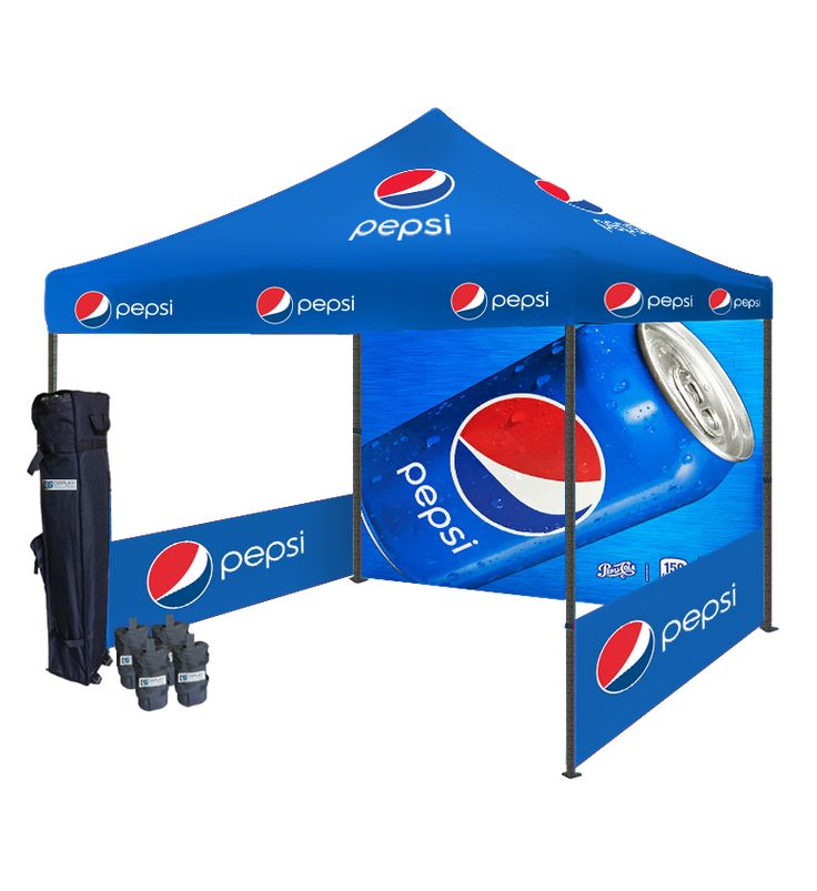 Custom Printed Tent Package #3  sc 1 st  Pinterest & 8 best Cool Canopies u0026 Tents images on Pinterest | Canopies Shade ...