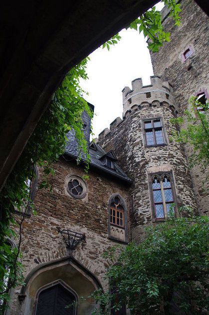 the Guardians' place   Medieval, Castle Lahneck, Germany