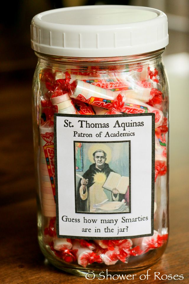 The  All Saints Guessing Jars  were such a hit at our annual All Saints Party last year  that we will be including them again this year w...