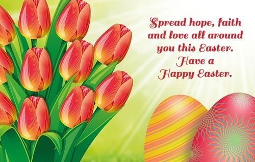 Easter Messages, Wishes Quotes, Sms, And Greetings Easter Messages: -Easter Day is themost importantday of