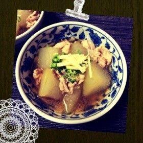 ☆簡単 冬瓜の煮物☆