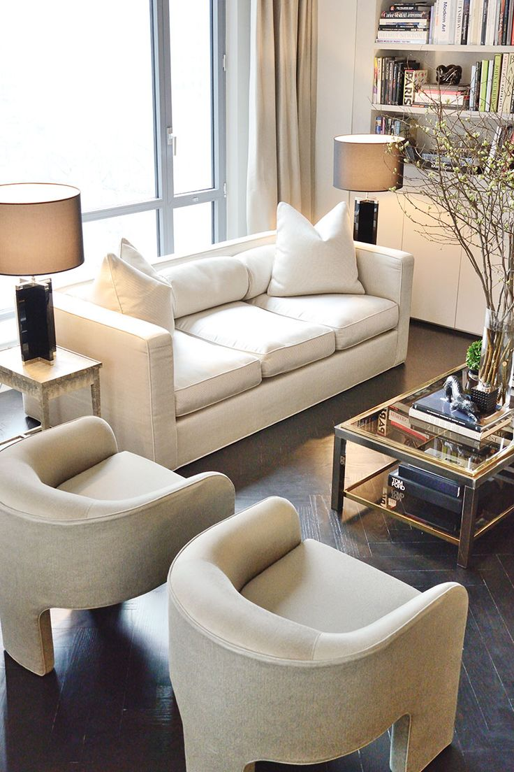 Balencia dark brown leather 5 pc living room leather living rooms - Interior Designer Ryan Korban Shares His 5 Favorite Rooms Of All Time