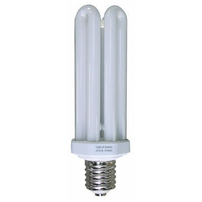 Lights of America Fluorescent Light Bulb Wattage: 65W