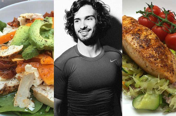 My Week In Food: Joe Wicks