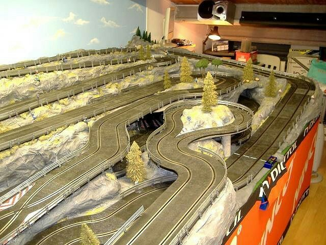 218 Best Scalextric Images On Pinterest Models Track And Board