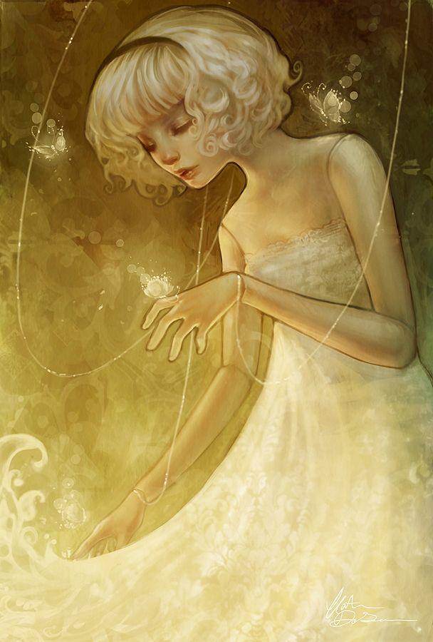 Katie De Sousa... artist for League of Legends