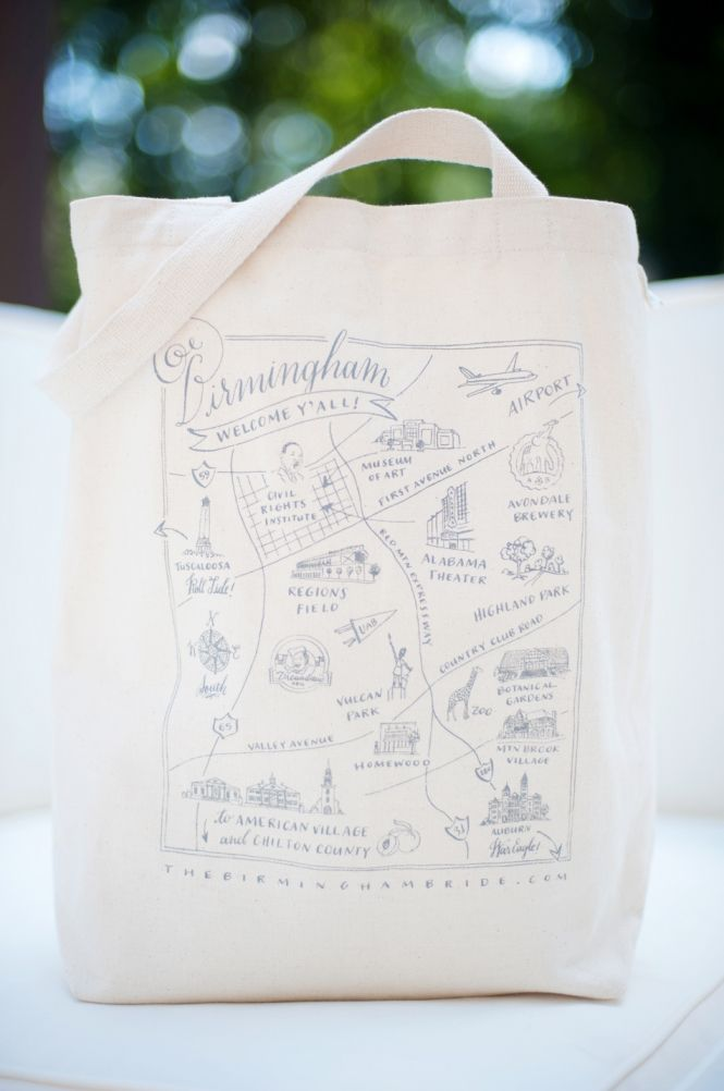 wedding reception directions card%0A Sketch of directions  u     details to the reception along with married name and  date printed on totes for wedding favour