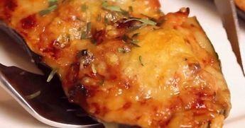 Dégustez vos courgettes autrement avec cette recette très originale de courgettes en petits bateaux d'Entremont farcies à l'emmental, à la sauce tomate et aux lardons. Un repa...